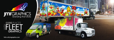 JMR Graphics Vehicle Wraps