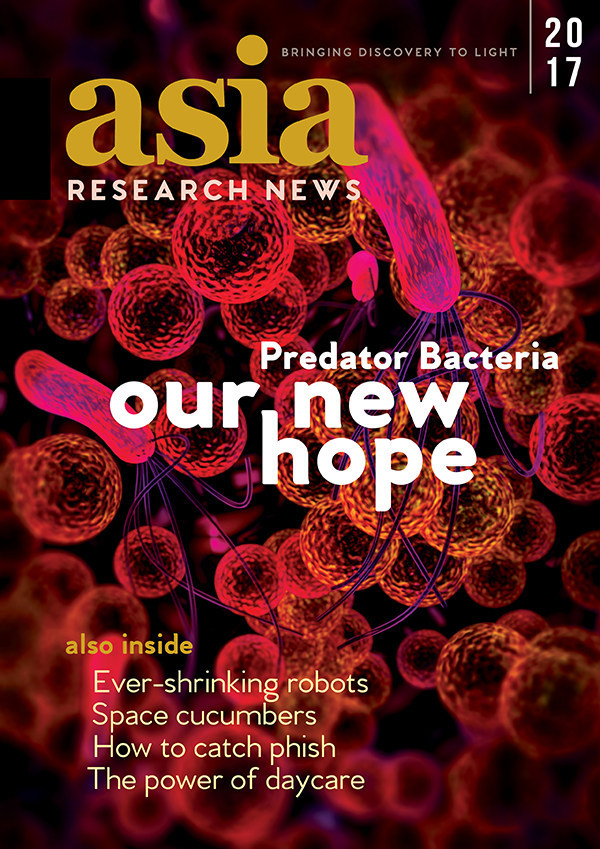 Asia Research News 2017 Cover (PRNewsFoto/Asia Research News)