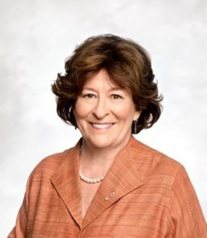 L'honorable Louise Arbour, C.C, G.O.Q. (Groupe CNW/Borden Ladner Gervais S.E.N.C.R.L., S.R.L.)