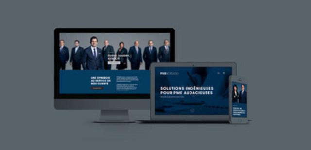 Visuel site web PSB Boisjoli (Groupe CNW/PSB Boisjoli)