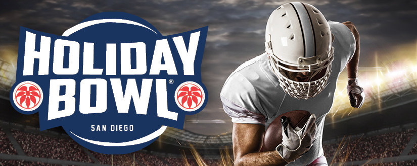 San Diego County Credit Union(R) (SDCCU(R)), San Diego's largest locally-owned financial institution, is the new title sponsor of the Holiday Bowl, which will now officially be called the San Diego County Credit Union Holiday Bowl.