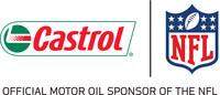 Castrol and NFL Shield Logo