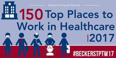 """Evolent Health was named among the """"150 Top Places to Work in Healthcare"""" for the second straight year."""