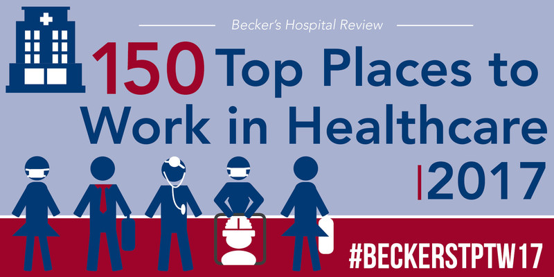 "Evolent Health was named among the ""150 Top Places to Work in Healthcare"" for the second straight year."