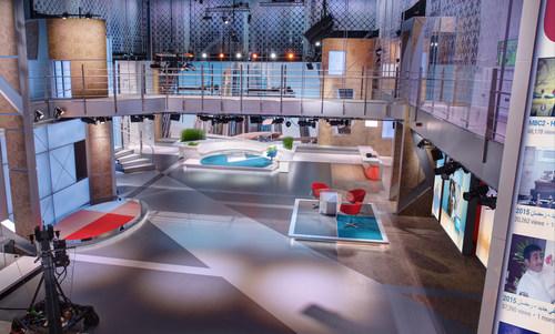 MBC Dubai Studio
