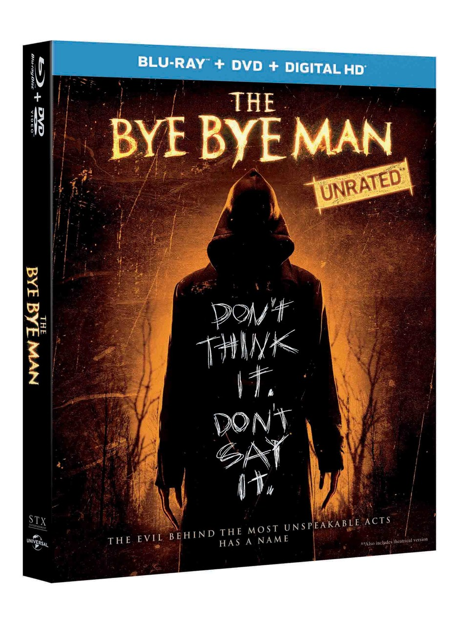 From Universal Pictures Home Entertainment: The Bye Bye Man