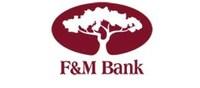 (PRNewsFoto/F&M Bank Corp.)