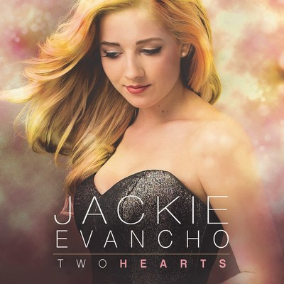Jackie Evancho Releases New Album Two Hearts Available March 31, 2017 - Preorder Now