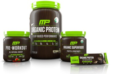 MusclePharm Corporation (OTCQB: MSLP) a scientifically-driven, performance lifestyle sports nutrition company, today announced the launch of MusclePharm(R) Natural Series (Natural Series), a line of plant-based, vegan, gluten-free, soy-free, non-GMO, premium products targeting individuals seeking an organic alternative to traditional nutritional products and supplements.