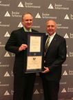 LyondellBasell Honored by Junior Achievement with US President's Volunteer Service Award