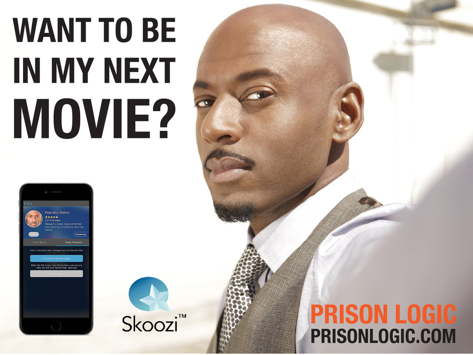 Have a good story? Win a chance to be in Romany Malco's next movie!