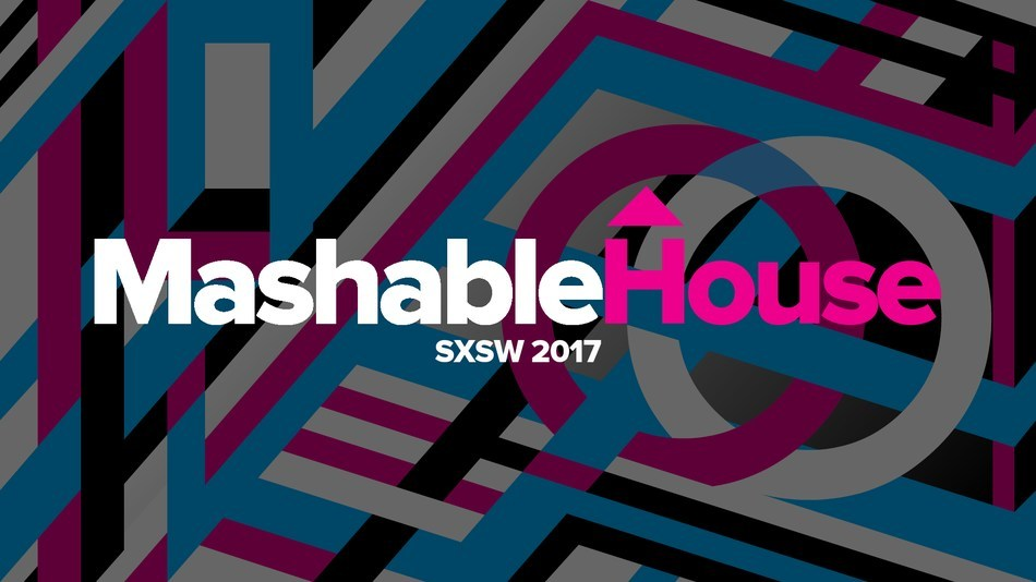 'The Mashable Show' features exclusive interviews, live music, and comedy performances streaming live exclusively on Twitter with the help of LiveU and Broadcast Management Group. Photo credit: Mashable