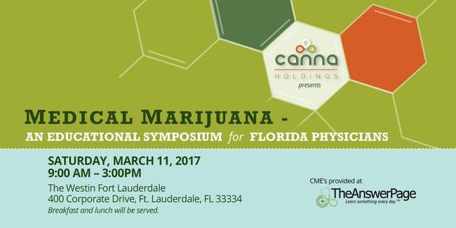 South Florida Medical Marijuana Symposium