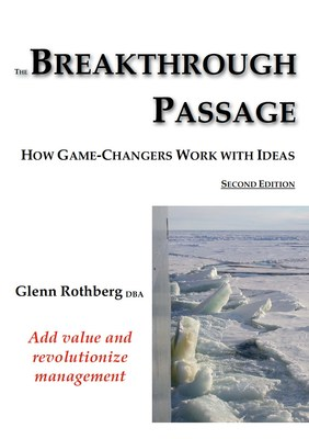 Value adding online book: to explain and help improve what happens to ideas in your organisation.