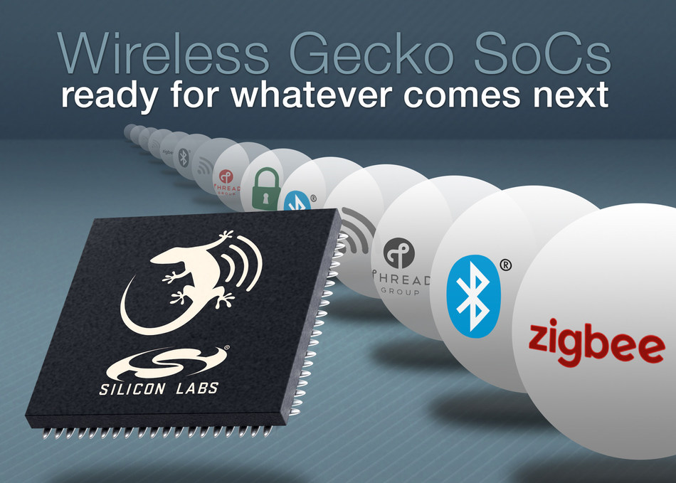 Silicon Labs' new, enhanced Wireless Gecko SoC devices help developers tackle complex multiprotocol IoT design challenges.