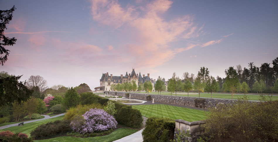 Biltmore Blooms begins March 20 and runs through May 25, 2017.