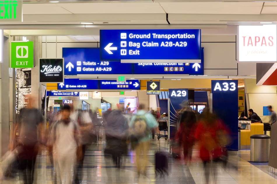 Nearly 3.5 million customers are expected to travel through Dallas Fort Worth (DFW) International Airport during the spring break travel season