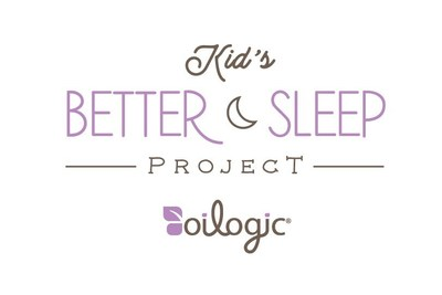 Oilogic Essential Oil Care Launches Kids Better Sleep Project
