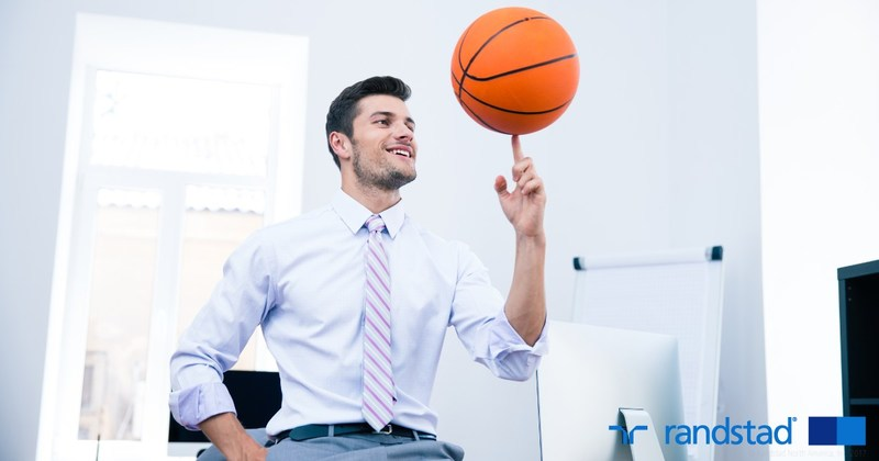 Randstad US finds March basketball pools improve office camaraderie and employee engagement