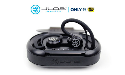 JLab Audio's Epic Air True Wireless Sport Earbuds are now sold exclusively at Best Buy, both in stores and online.