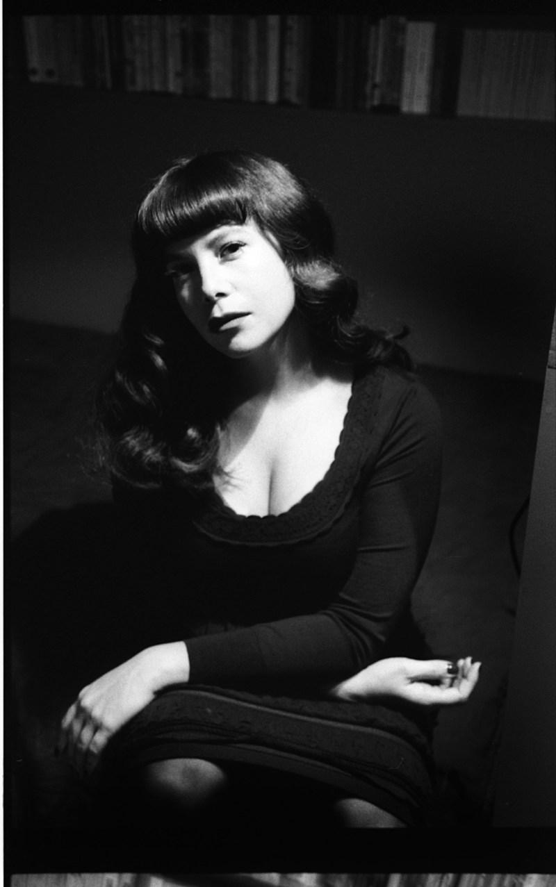 Olympia Le-Tan (C) Cecile Bortoletti