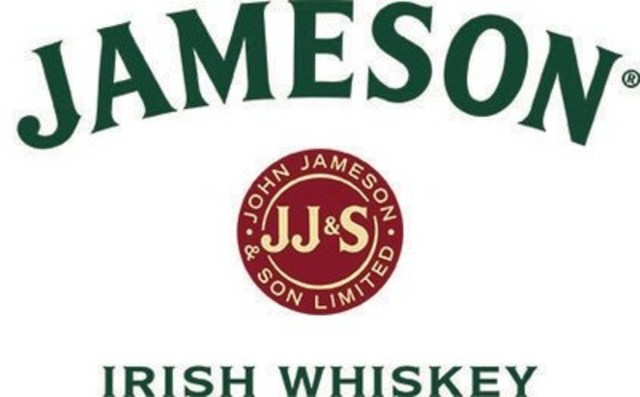 Jameson Irish Whiskey (CNW Group/Corby Spirit and Wine Communications)
