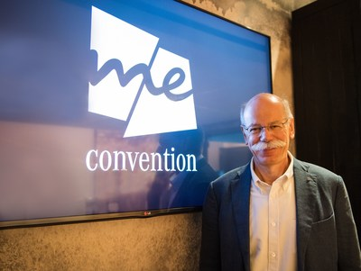 South by Southwest (SXSW) to collaborate with Mercedes-Benz at IAA International Motor Show in Frankfurt / Dieter Zetsche