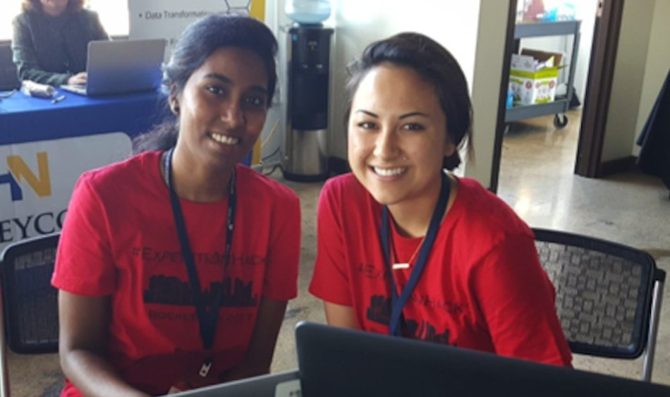 Women in Tech Make an Impact at ExpeditionHacks