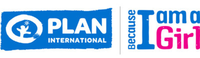 Plan International Canada and Because I am a Girl logo (CNW Group/Plan International Canada)
