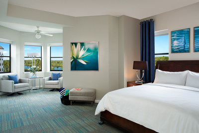 New Disney World Area Resort Opens The Grove Resort Spa Orlando