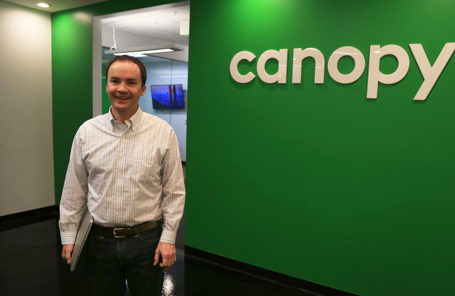 Kurt Avarell, Founder and CEO of Canopy.