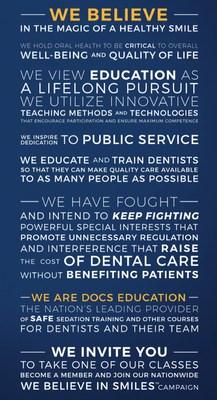 DOCS Education's Corporate Proclamation