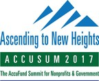 AccuFund Announces 1st National User Conference: The AccuFund Summit for Nonprofits & Government