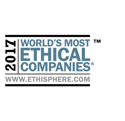 Wyndham Worldwide Earns World's Most Ethical Company distinction for the fifth time (March 13, 2017).