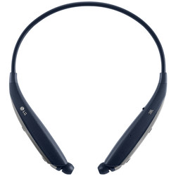 Listeners will also experience the contoured, around-the-neck style with the LG TONE ULTRA, a personalized fit that stays put no matter where your music - or your calls - take you.