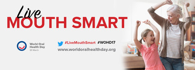 Truth or Myth? Global Survey for World Oral Health Day Exposes the Truth About our Oral Health Habits (PRNewsFoto/FDI World Dental Federation)
