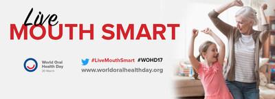 http://mma.prnewswire.com/media/477870/World_Oral_Health_Day.jpg?p=caption