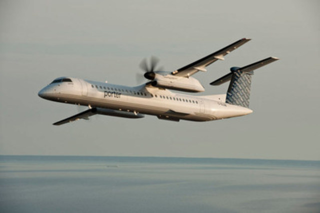 Porter Airlines has released its summer schedule for Stephenville, N.L. (CNW Group/Porter Airlines Inc.)