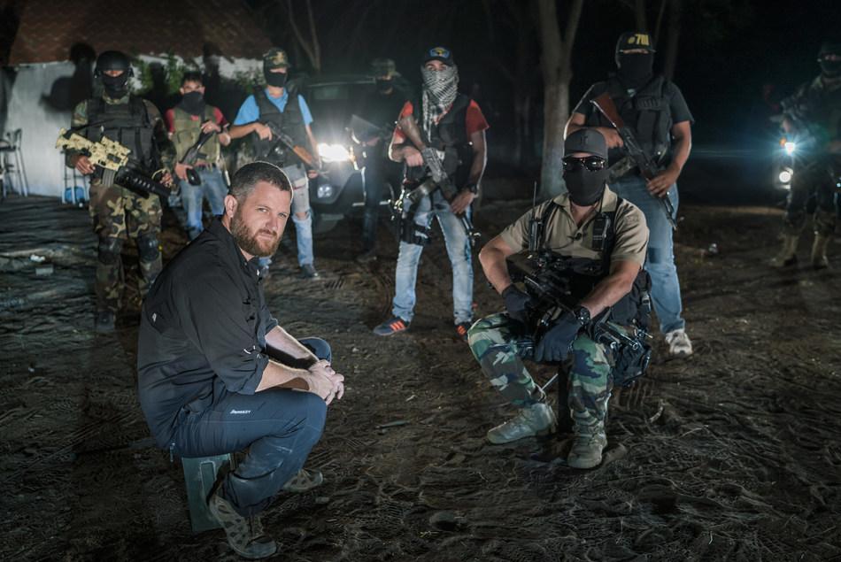 Original series CLANDESTINO returns with exclusive access to the Sinaloa Cartel and the El Salvador Maras.