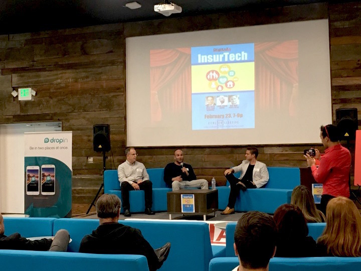 Silicon Beach hosts its first Insurtech event with State Farm and DropIn, Inc.