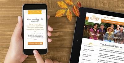 Sitecore and Delphic Digital Announce Continued Success of Sunrise Senior Living Care Questionnaire