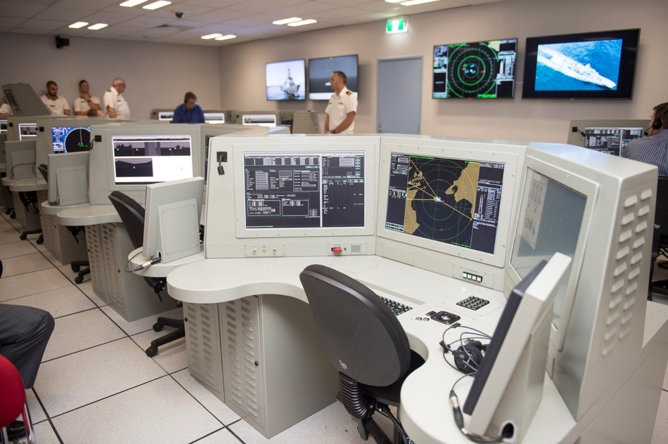 Lockheed Martin Canada's Combat System Trainer delivered to the Maritime Warfare Training Centre at the Royal New Zealand Navy base in Devonport, New Zealand.