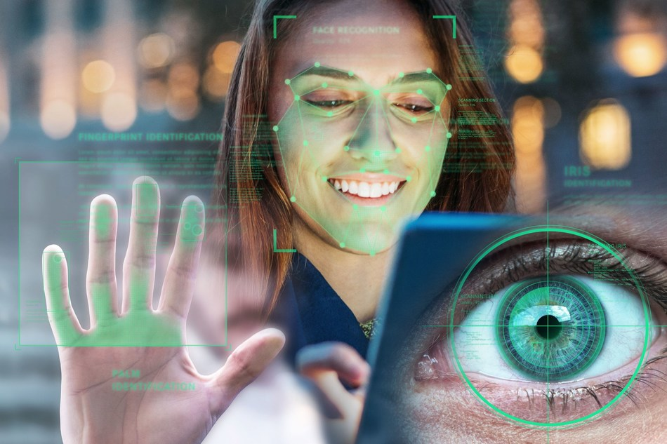 Used combined in one project, multi-biometric solutions provide a crucial contribution against identity fraud. (PRNewsFoto/Dermalog Identification Systems)