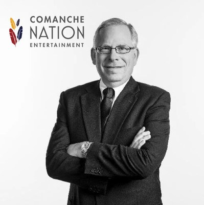 Michael Starr is the new CEO for Comanche Nation Entertainment