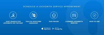 New technology to stop unlicensed and unchecked Locksmith service providers into homes and businesses
