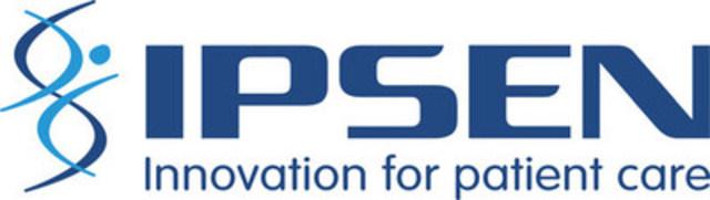 Ipsen Biopharmaceuticals Canada (CNW Group/Ipsen Biopharmaceuticals Canada Inc.)