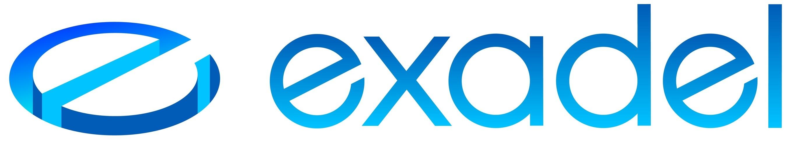 """Vaizdo rezultatas pagal užklausą """"exadel logo"""""""