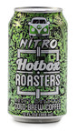 Hotbox Roasters Introduces Canned Nitro Cold Brew Coffee