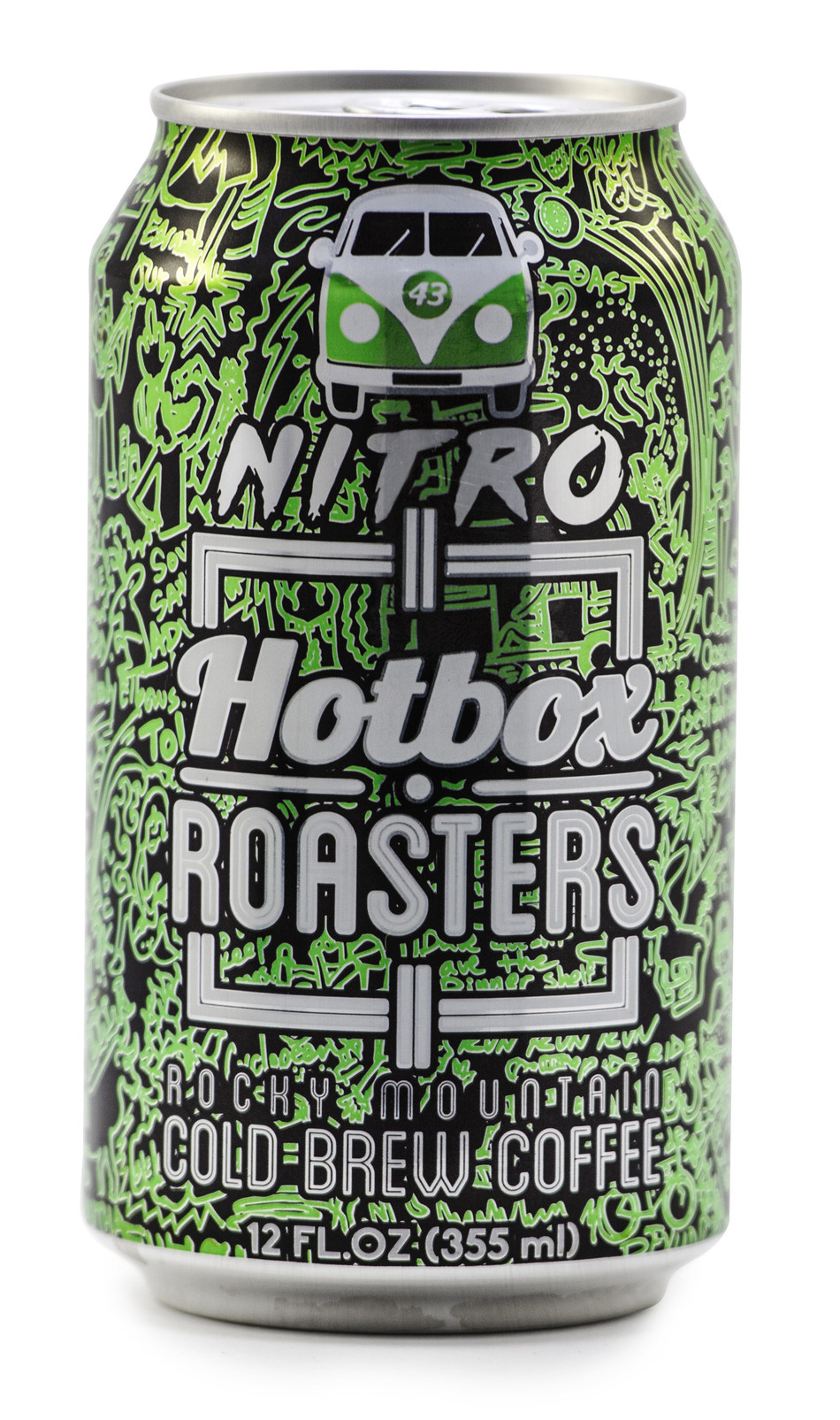 Hotbox Roasters' Nitro Cold Brew