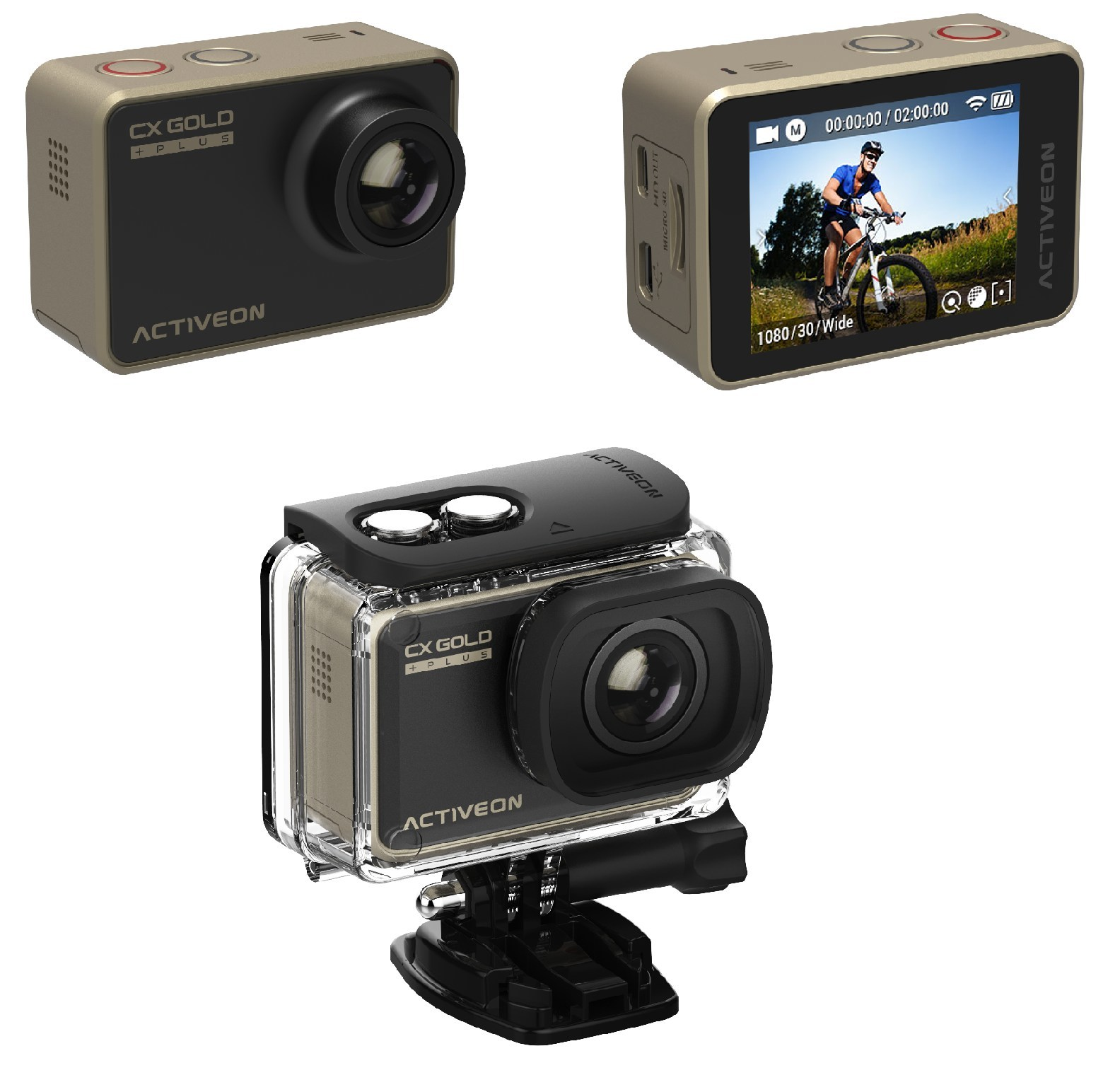 Activeon Launches Two New Action Camera Products Including Patented Solar Charging Station In The U S Canada And Europe